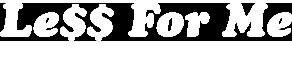 LessForMe Blog